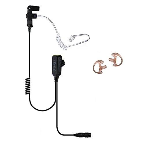 Hawk Kit (Ear Phone Connection EP1305QR Hawk Lapel Microphone Replacement)