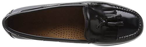 Gh Bass & Co. Womens Washington Penny Mocassino Nero