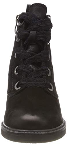black Women's Boots Black 21 1 Combat 26127 Tamaris IYgxqwdpY