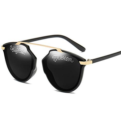 138 NIFG de de y sol m del el marco de europeas 140 tendencia del sol ojo A gafas forman diamante gafas Las americanas 51m rqAwnREr
