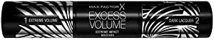 Max Factor Excess Volume Extreme Impact Mascara in Black