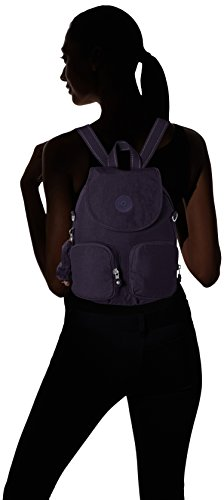 Kipling Firefly Up - Mochilas Mujer Morado (Blue Purple C)