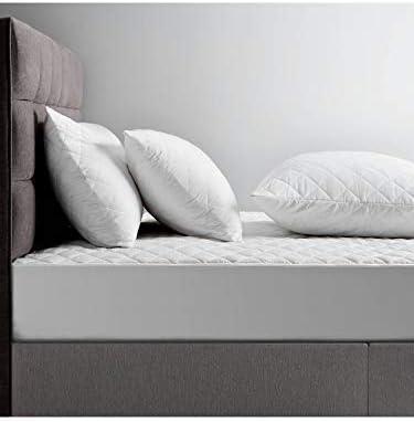 Coprimaterasso Trapuntato in Cotone Naturale Bunk Bed 76X190X40