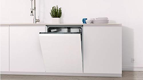 Balay 3VF306NA lavavajilla Totalmente integrado 13 cubiertos A++ - Lavavajillas (Totalmente integrado, Tamaño completo (60 cm), Blanco, Negro, Acero ...