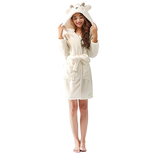 Da Notte Cow Donna Accappatoio Oamore Camicia Cappuccio Sheep Panda Animal Rabbit Costume Cosplay AxXqHYwZY