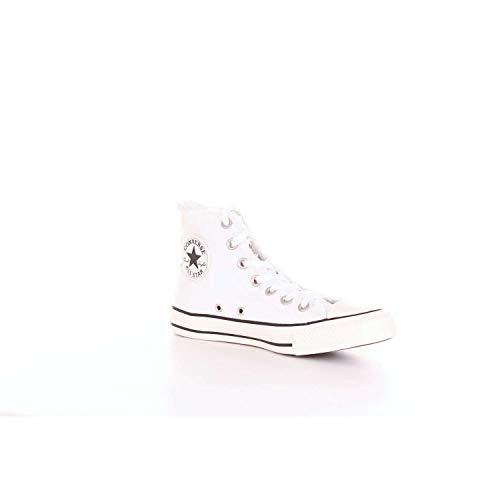 Unisex de Altas 161016C Zapatillas Ctas Converse Deporte Hi Zapatos Blanco 6w7yI5vq5x