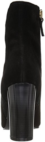 Nine West Women's Carensa Ankle Boot Black Suede 2KkNNfedjp