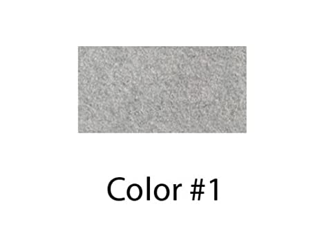 1986-1993 Chevy S-10 Pick Up Carpet Dash Cover Mat Pad CH57 USA Made GRAY
