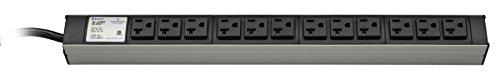 Vertiv DI-Strip 120V Vertical Rackmount PDU & Surge Strip with 12 NEMA 5‐20R Outlets & 20Amp L5-20P Input (035351061) by Emerson Network Power (Image #2)