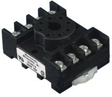 MACROMATIC CONTROLS 70169-D DIN RAIL RELAY SOCKET (5 pieces)