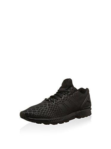Adidas Zx Flux Hommes Techfit Sneakers Noir / Gris