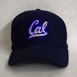 blinkee California University Berkeley Fiber Optic Hat