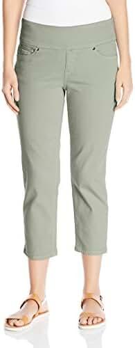 Jag Jeans Women's Echo Crop In Dolce Twill