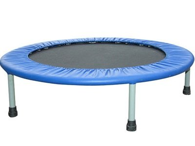 amzdeal Trampolin Jumper Gartentrampolin Training 94cm