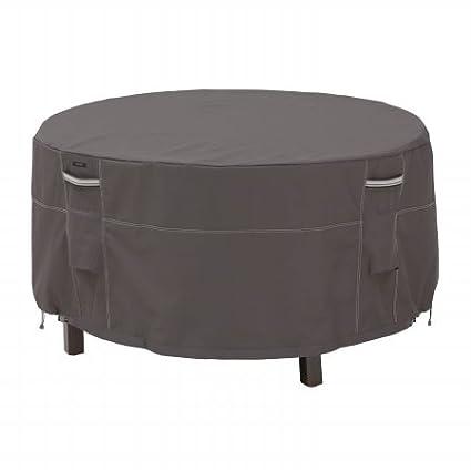 Amazon Com Classic Accessories Ravenna Patio Table Chair Cover