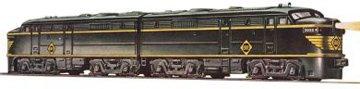 Williams by Bachmann O-27 Alco FA-2 Double A Diesel Locomotive (Erie) Aa Diesel Locomotive