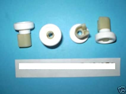 Zanussi T/Bendix lavavajillas cesta ruedas x4 auténtica: Amazon.es ...