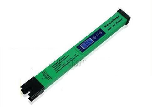 (Gowe Soilless Culture Nutrient Solution Test Pen type 3in1 CF EC TDS Meter Tester Range: 0-100CF; 0-10.0EC;10-9990ppm)
