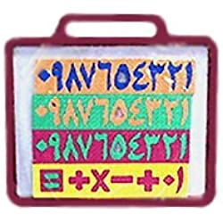 Arabic Numbers Magnetic Board