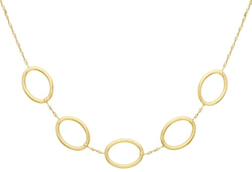 Carissima Gold - Collier - 1.15.8234 - Femme - Or Jaune 375/1000 (9 cts) 4.32 gr - 46 cm