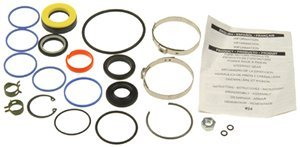 ACDelco 36-348363 Professional Steering Gear Pinion Shaft Seal Kit with Bushing, Clamp, Seals, and Snap Ring
