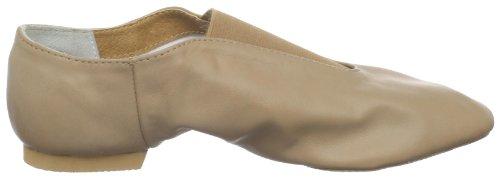 La Donna Delle Classi Di Danza Gs601 Centro Gore Jazz Scarpa Caramello