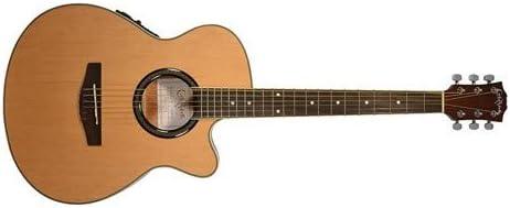 Carlo Robelli CRF550TBX BCEQ Thin Line Cutaway Acoustic Electric Guitar