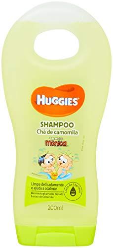 Shampoo Infantil Huggie Camomila 200ml