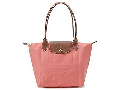 7925562d2e31 Longchamp Le Pliage 2605 089 589 Corail Coral Tote Bag  Amazon.co.uk  Shoes    Bags