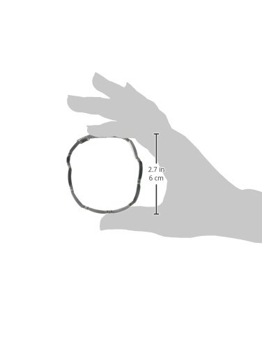 Sabona Executive Symmetry Duet Magnetic Bracelet - Large by Sabona (Image #3)