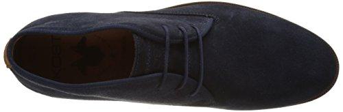 Kost Bissole, Men's Desert Boots Blue (Marine 03)