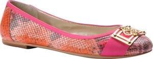 Isola Britt II Women Flats Shoe B00BZBAEIG 8.5 B(M) US|Coral