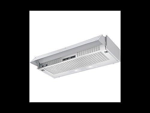 Franke - Campana extractora Step FSI 612 912 GR empotrable panellable, color plateado, gris 60 90 (cm 60): Amazon.es: Grandes electrodomésticos