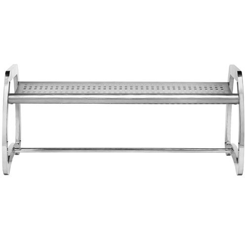Commercial Zone Skyline 6' Bench, Stainless Steel