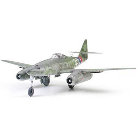 Tamiya America, Inc 1/48 Messerschmitt Me262 A-la, TAM61087 (Me262 Model)