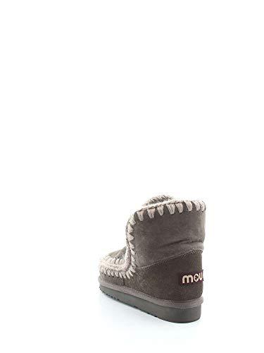 Nuova Mou Stivale Autunno Inverno Camoscio Eskimo18 2018 Charcoal Collezioe Boot Donna 2017 YYnT4W