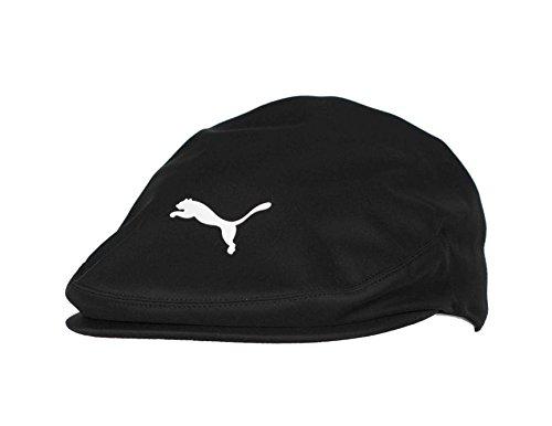 PUMA Golf 2018 Tour Driver Hat Black-Bright White, - Hat Tour Cap