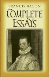 The Essays of Francis Bacon   Charger Online Library Pinterest Amazon com  Complete Essays  Dover Books on Literature   Drama                    Francis Bacon  Books