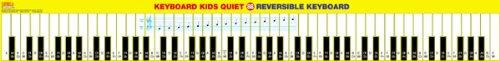 Keyboard Kids * Quiet 88 * Reversible Keyboard