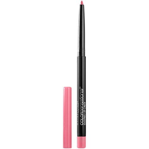 Maybelline Makeup Color Sensational Shaping Lip Liner, Pales