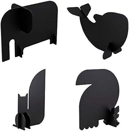 Scribble Pizarras 3D de pie para Animales (Paquete de 4) Incluye ...