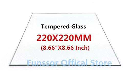 HEASEN Smartrap Reprap - Impresora 3D (220 x 220 mm, placa ...
