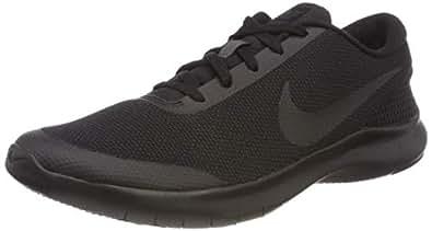 NIKE Men's Flex Experience Run 7 Shoe, Black-Anthracite, 6 Regular US