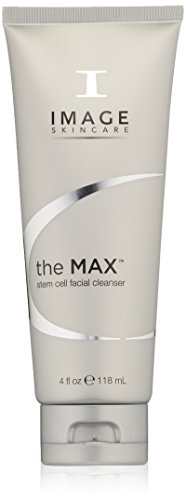 Image Skincare The Max Stem Cell Facial Cleanser, 4.0 Fluid Ounce