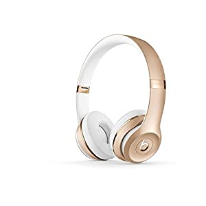 Beats Solo3 Wireless On-Ear Headphones - Gold