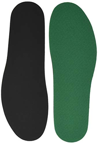 Spenco Unisex Comfort Insole 2 Pack Green 9-10 Women / 8-9 Men M US (Womens Insoles Replacement)