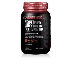 GNC Pro Performance AMP amplifié lactosérum-Bolic extrême 60 Original poudre, chocolat, livre 3