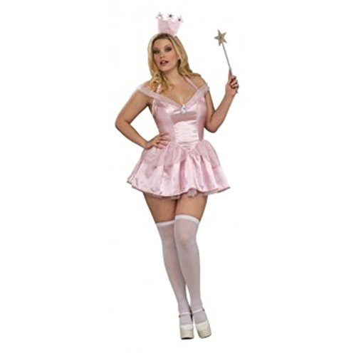 Glinda the Good Witch Costume - Plus Size - Dress Size Up to 18 -