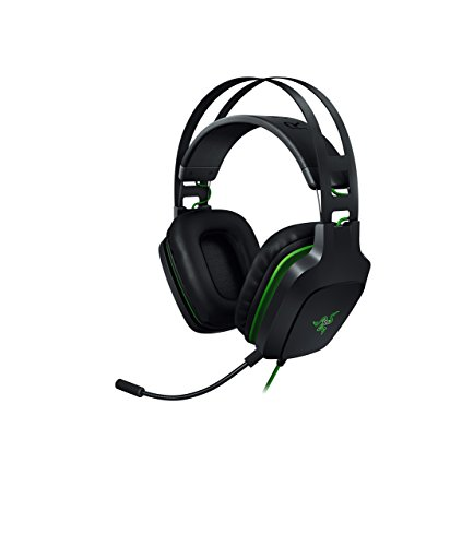 Digital Headset - Razer Electra USB V2 - 7.1 Surround Sound Digital Gaming Headset with Detachable Microphone (Renewed)