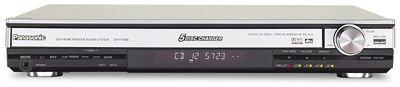Panasonic SA-HT900 HOME THEATER 5 Disc CD DVD Changer RECEIVER